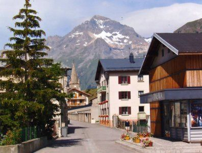 Vista esterna della casa vacanze Affitto Appartamento 3250 Val Cenis