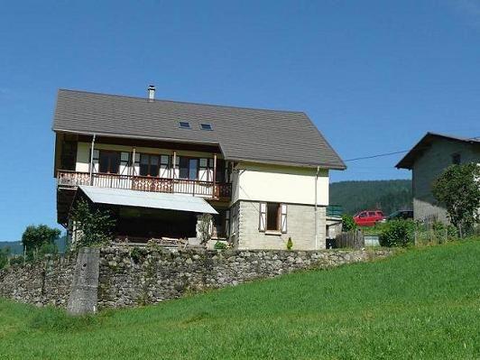Vista esterna della casa vacanze Affitto Appartamento 32832 Areches Beaufort