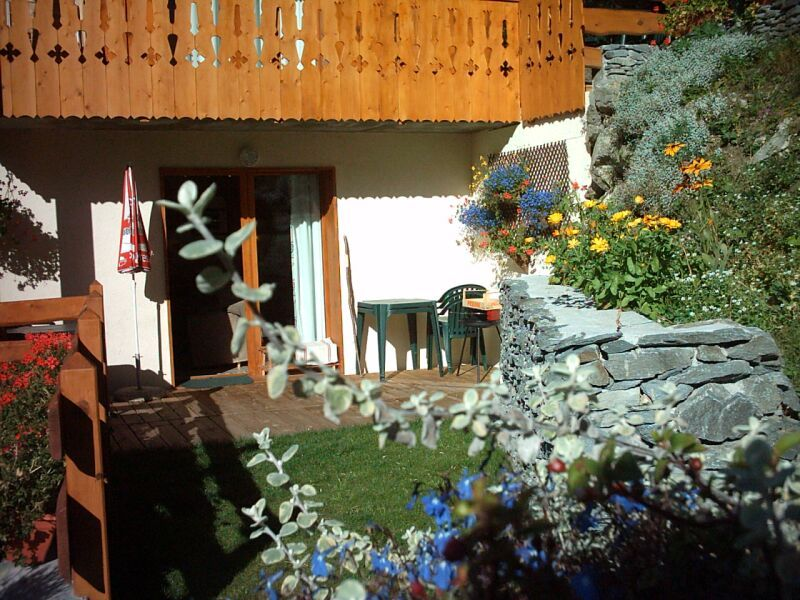 Giardino Affitto Chalet 3291 Valfréjus