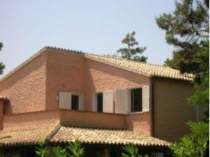 Vista esterna della casa vacanze Affitto Appartamento 33054 Numana
