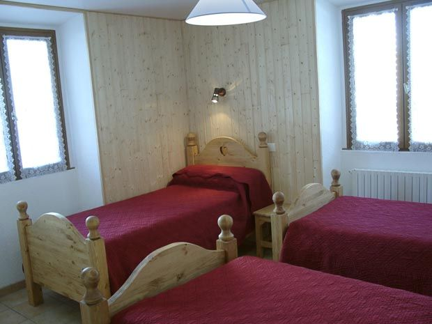 Camera 2 Affitto Agriturismo 3326 Termignon la Vanoise