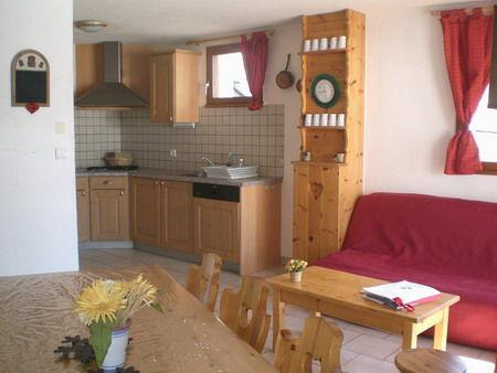 Sala da pranzo Affitto Appartamento 3399 Valloire