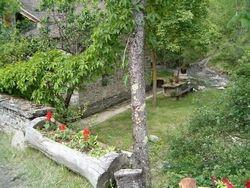 Vista esterna della casa vacanze Affitto Casa 34136 Borgo Val di Taro