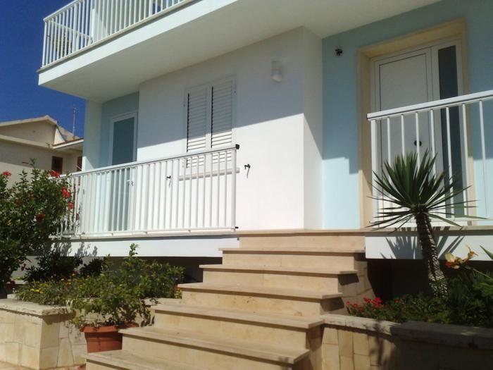 Veranda 1 Affitto Appartamento 34177 Marina di Ragusa