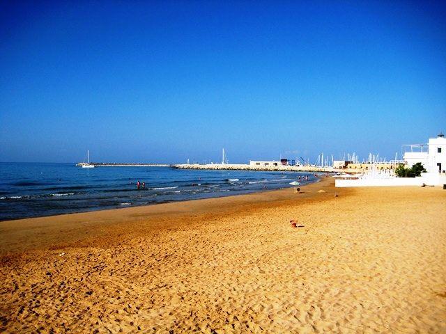 Spiaggia Affitto Appartamento 34177 Marina di Ragusa