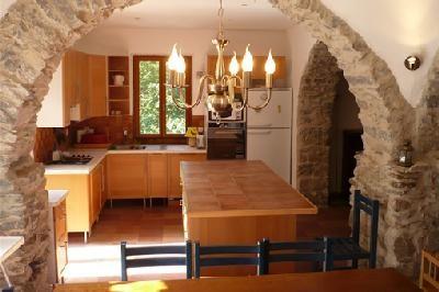 Cucina all'americana Affitto Casa 34319 Sanremo