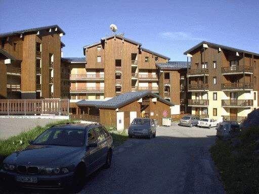 Vista esterna della casa vacanze Affitto Monolocale 3517 Val Thorens
