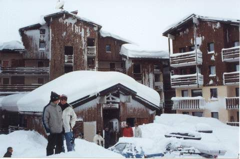 Affitto Monolocale 3517 Val Thorens