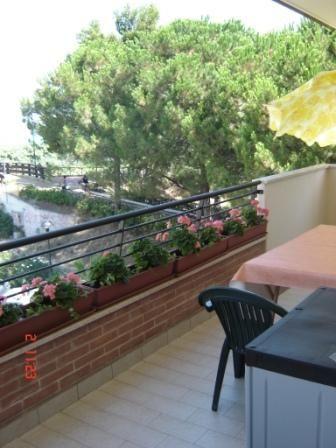 Vista dal balcone Affitto Appartamento 35266 Giulianova