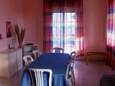 Sala da pranzo 1 Affitto Appartamento 35318 Marina di Ragusa