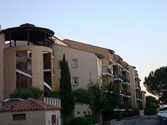 Vista esterna della casa vacanze Affitto Appartamento 36335 La Londe les Maures