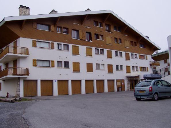 Parcheggio Affitto Appartamento 379 Auron - Saint Etienne de Tinée