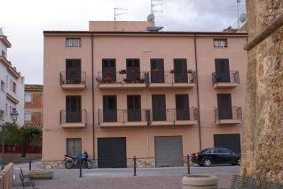 Vista esterna della casa vacanze Affitto Appartamento 38440 Finale di Pollina