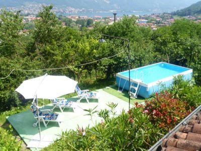 Piscina Affitto Villa  38515 Iseo