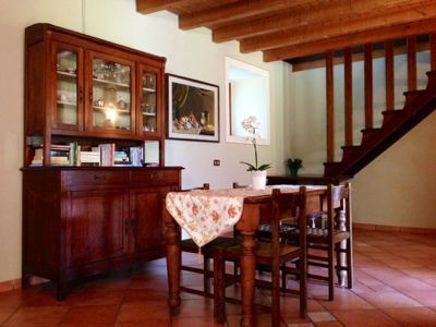 Sala da pranzo Affitto Villa  38515 Iseo
