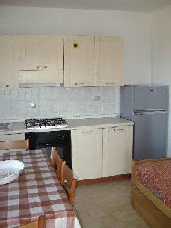 Cucina separata Affitto Appartamento 39147 Capoliveri