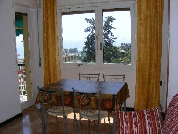 Sala da pranzo Affitto Appartamento 39338 Sanremo