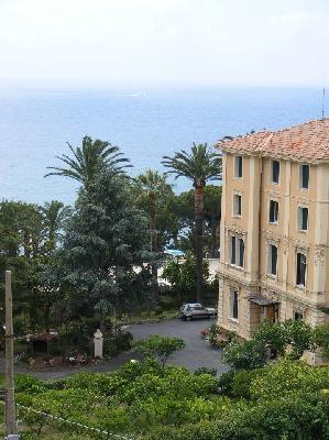 Vista dal balcone Affitto Appartamento 39338 Sanremo