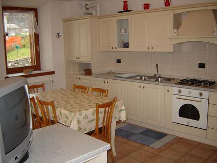 Angolo cottura Affitto Appartamento 39453 Selva di Cadore