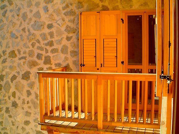 Balcone Affitto Appartamento 39767 Folgarida