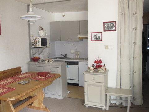 Angolo cottura Affitto Appartamento 39781 Tignes