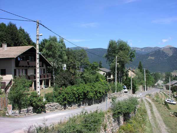 Vista dalla casa vacanze Affitto Casa 4013 Formiguères