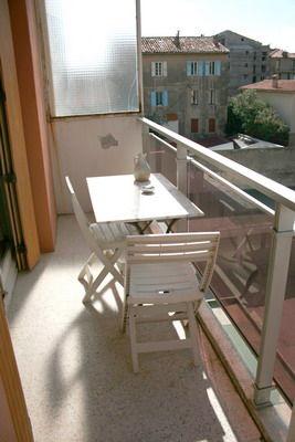 Vista dal balcone Affitto Monolocale 40335 Bandol