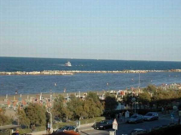 Vista dalla casa vacanze Affitto Appartamento 40527 Rimini