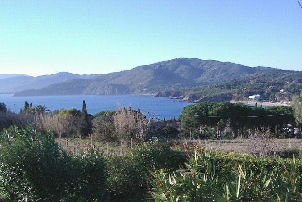 Vista dalla casa vacanze Affitto Appartamento 41075 Capoliveri