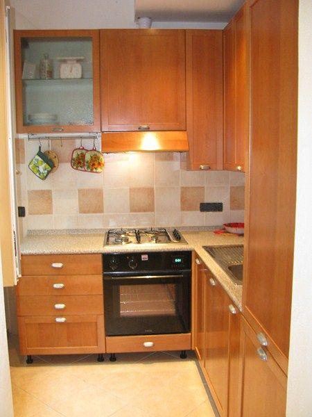 Cucina separata Affitto Casa 41928 Toscolano-Maderno