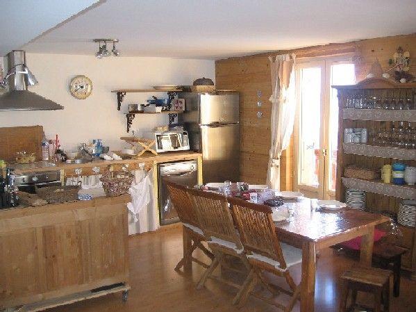 Cucina all'americana Affitto Appartamento 42 Alpe d'Huez
