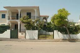 Vista esterna della casa vacanze Affitto Villa  42663 Alba Adriatica