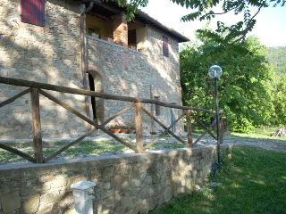 Vista esterna della casa vacanze Affitto Agriturismo 45316 Firenze
