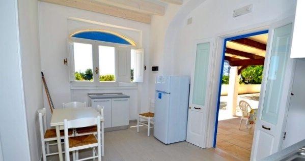 Cucina separata Affitto Casa 45348 Pescoluse