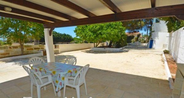 Vista dalla casa vacanze Affitto Casa 45348 Pescoluse