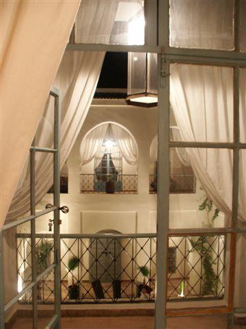 Vista dal balcone Affitto B&B 45751 Marrakech