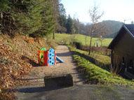 Vista dalla casa vacanze Affitto Chalet 4668 Gérardmer