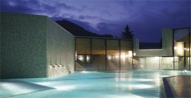 Piscina Affitto Chalet 4805 Charmey