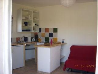 Cucina all'americana Affitto Casa 48095 Cassis