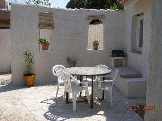 Vista dalla casa vacanze Affitto Casa 48095 Cassis