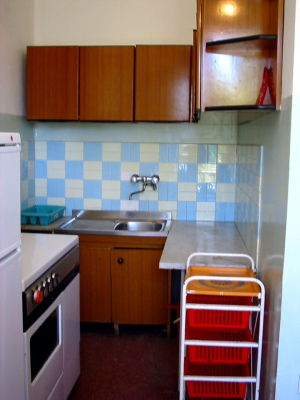 Cucina separata Affitto Appartamento 48612 Formia