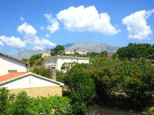 Vista dal balcone Affitto Appartamento 48612 Formia