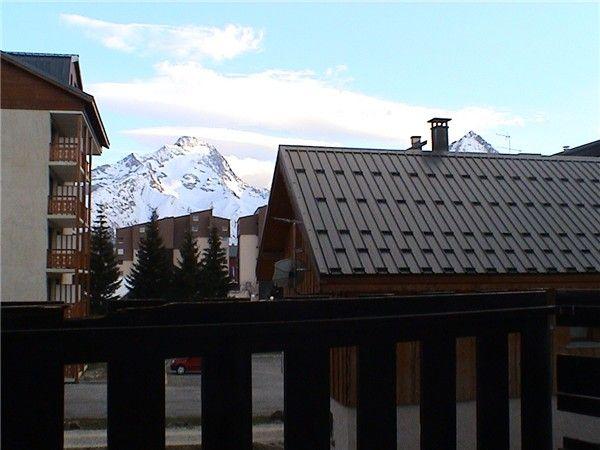 Terrazzo Affitto Appartamento 49434 Les 2 Alpes