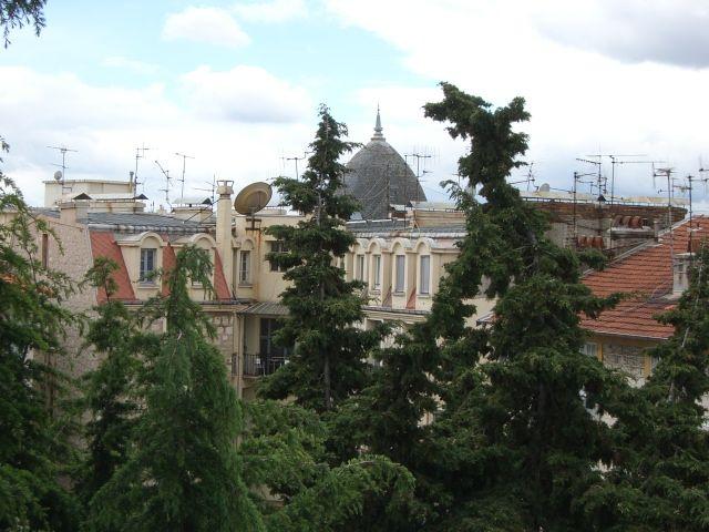 Vista dalla casa vacanze Affitto Appartamento 49801 Nizza