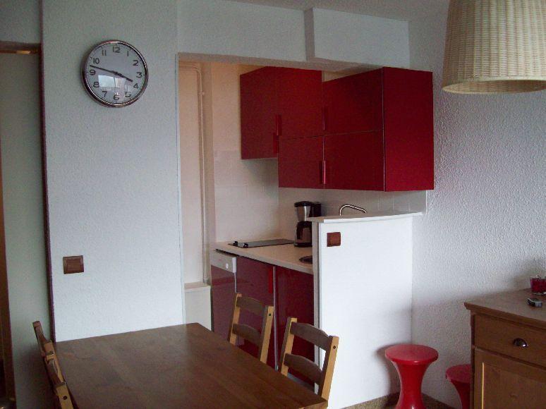 Cucina all'americana Affitto Appartamento 50329 Orcières Merlette