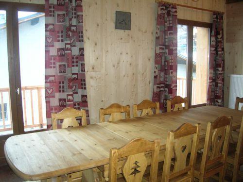 Sala da pranzo Affitto Appartamento 50770 Val Cenis