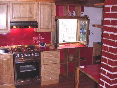 Cucina separata Affitto Chalet 51597 Camigliatello silano