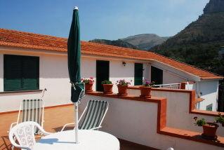Vista esterna della casa vacanze Affitto Appartamento 53852 Sorrento