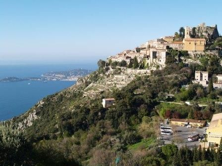 Vista dalla casa vacanze Affitto Villa  5424 Monaco