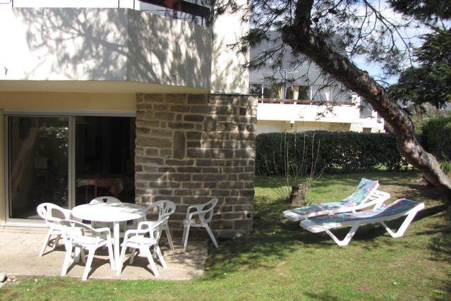 Vista esterna della casa vacanze Affitto Appartamento 55047 Quiberon
